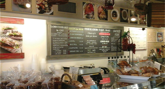 La Mer Seafood Market and Catering, Armonk, NY