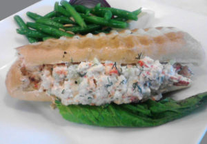 Colossal Lobster Roll